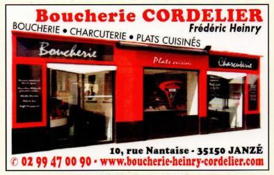 Cordelier Heinry Logo