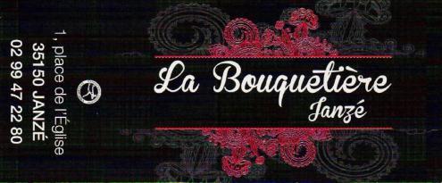 Logo Bouquetière