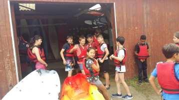 Sortie Kayak !