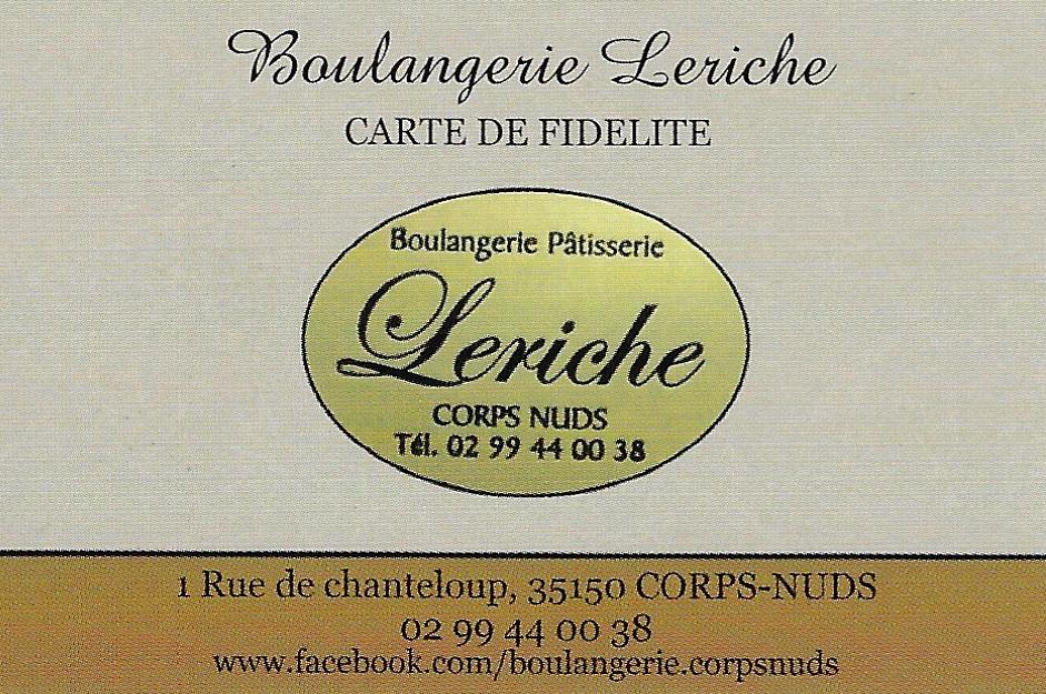 logo Boulangerie LERICHE