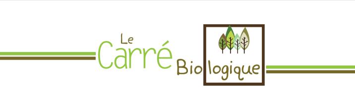 Logo Carré Biologique